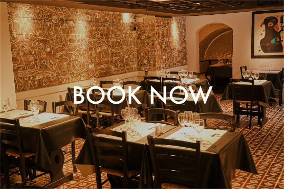 Book Now at El Pirata - Spanish Restaurant Mayfair London