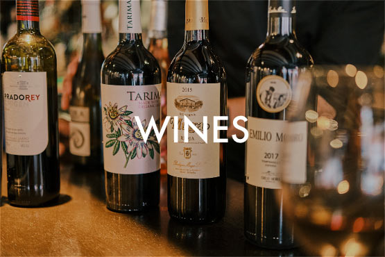 Spanish Wines in London's mayfair at El Pirata Best Traditional Tapas Bar