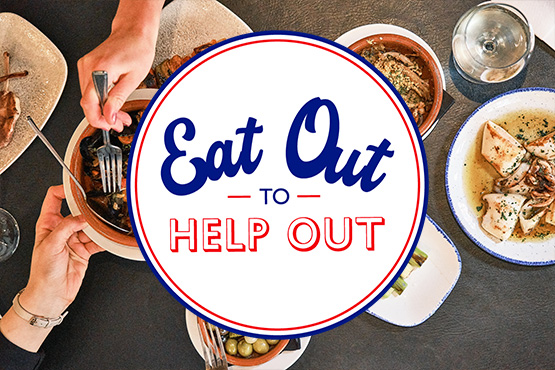 eat out to help out in mayfair restaurant