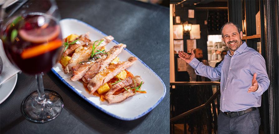 El Pirata wins Best Spanish Tapas London Mayfair restaurant awards
