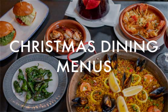 christmas menus mayfair london tapas