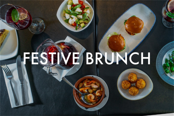 Festive brunch mayfair